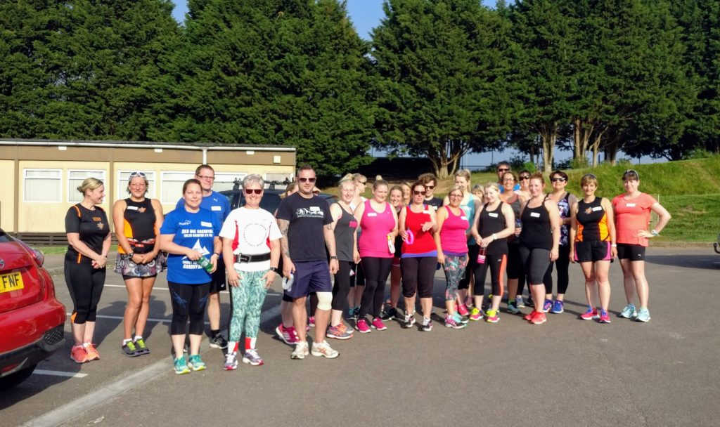Newent Runners 0-5k Graduation June 2016