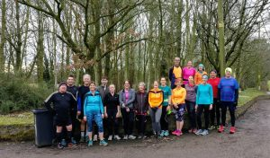 Newent Runners Sunday Social Feb 2018